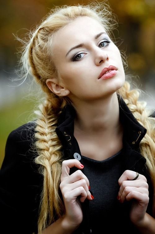 Brilliant Pigtail Braids And Fishtail Braids On Pinterest Hairstyles For Men Maxibearus