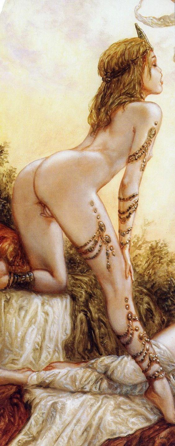 Dome - Luis Royo Fantasy