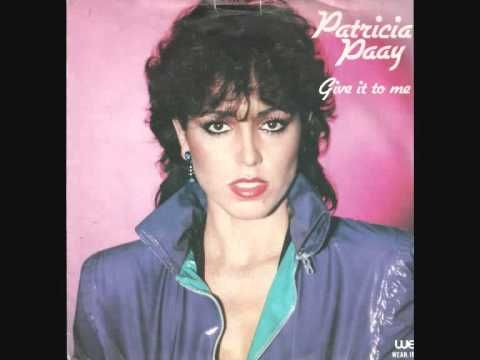 Patricia Paay Give It To Me 1980 Remasterd By B v d M 2014