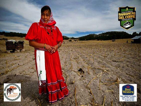 """#barrancas #cobre #barrancasdelcobre #turismo#chihuahua#aventura#ciclismo BARRANCAS DEL COBRE te dice.  visita las barrancas del cobre y conoce a los tarahumaras y aprende de su estilo de vida. Su lenguaje es dulce y abundante en palabras  relativas a sus costumbres y su medio ambiente, con frases amables : """"te saludo, como el pájaro que trina y te deseo salud y felicidad en compañía de tus seres amados"""". www.chihuahua.gob.mx/turismoweb"""