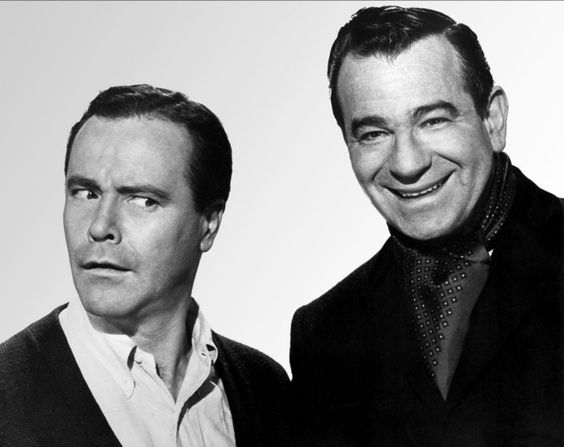"""Jack Lemmon, Walter Matthau - The Odd Couple.  Both of these guys deserve a """"board"""" of their own."""