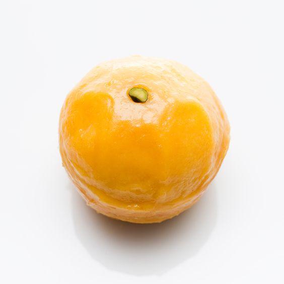 bolos de laranja