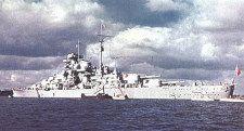 戦艦ビスマルクの最後
