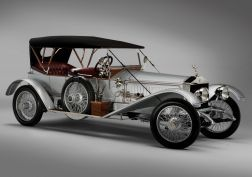 1915 Rolls Royce Silver Ghost L-E Tourer luxury retro g wallpaper
