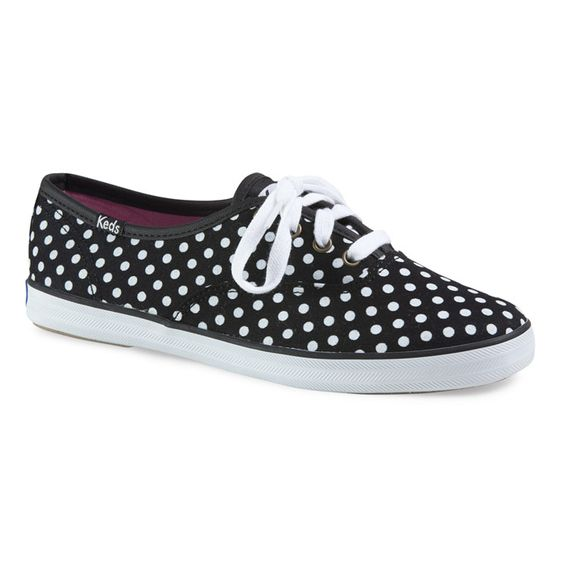 black and white saddle keds