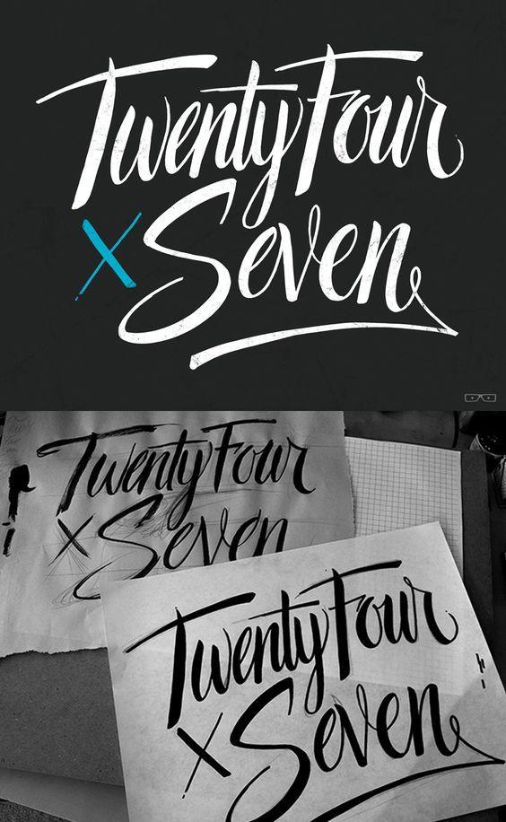 Typography Mania #194 | Abduzeedo Design Inspiration #graphic #typography #design #type #font