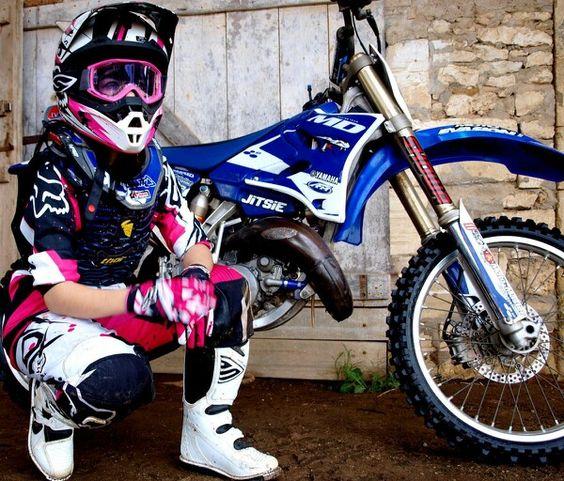 Motocross girl's.  STEVIE💖