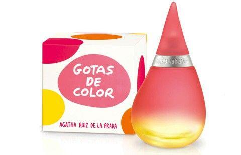 Agatha Ruiz de la Prada |  Gotas de Color