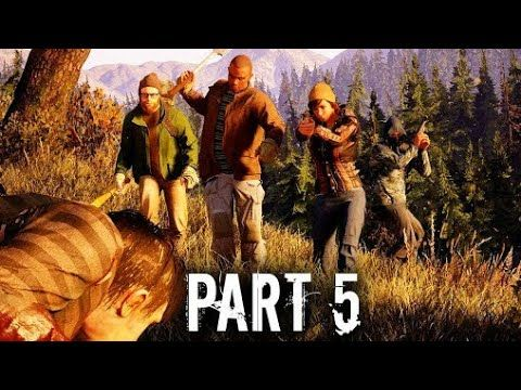 Youtube State Of Decay Gameplay 1 State