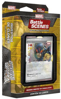 Fabian Balbinot - MagicJebb: Marvel Battle Scenes - Parece que os skrulls invad...