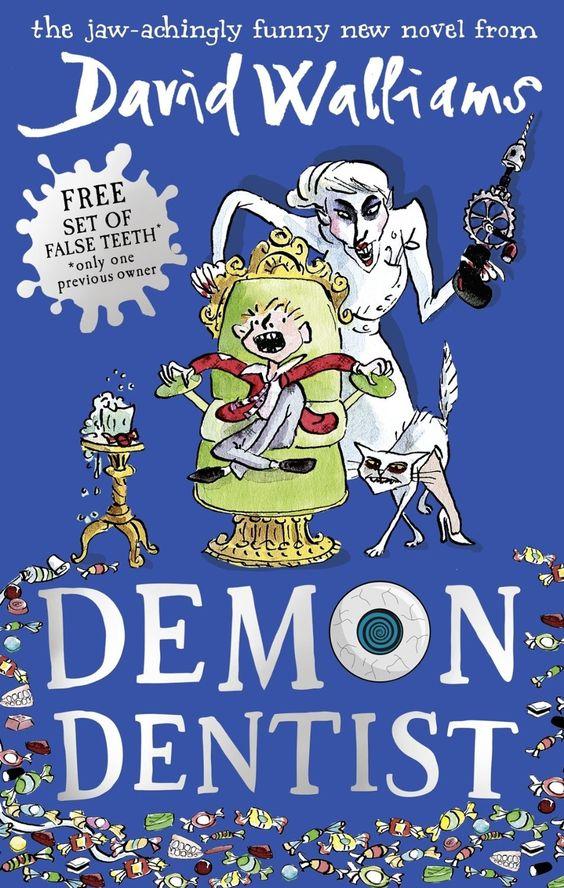 just BOOKS. Demon Dentist [Hardcover] David Walliams (Author)