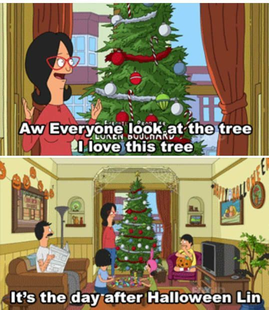 When You Re Truly Obsessed With Christmas You Know It S Never Too Early To Put Up The Tree 25 Pictures Christmas Memes Christmas Memes Funny Christmas Humor