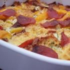 Bacon, Egg, and Cheese Strata Recipe
