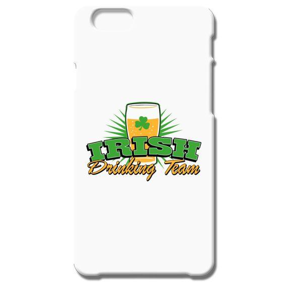 Irish Drinking Team IPhone 66S Case