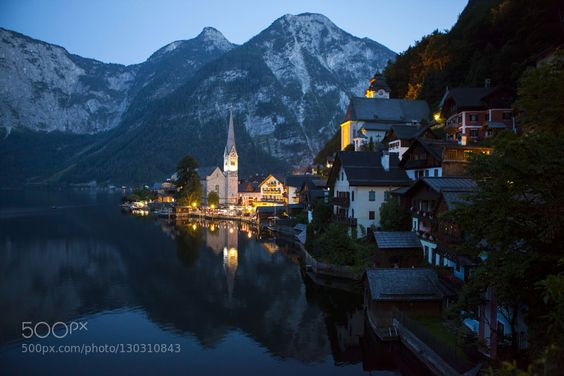 Evening Reflections by BelaTorok