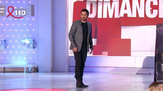 Cyril invité dans Vivement Dimanche spécial MPokora (7.04.2013)