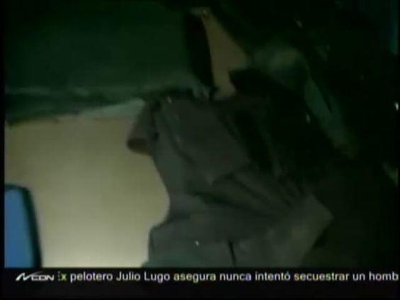 PN Apresa Joven Acusado De Matar Un Guardia #Video