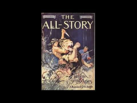 Edgar Rice Burroughs Podcast Mini Podcast 19 Tarzan Of The Apes Chapter 11 Tarzan Of The Apes Tarzan Edgar Rice Burroughs