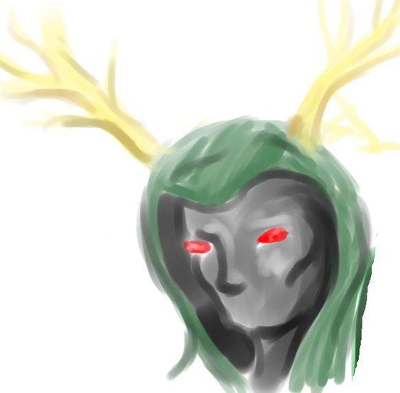 Rough Sketch de personaje.
