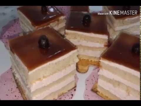 لي طرانش باتيسري كراميل ذوق اقسم بالله احسن من تاع المحلات رووووعة Youtube Mini Cakes Desserts Food