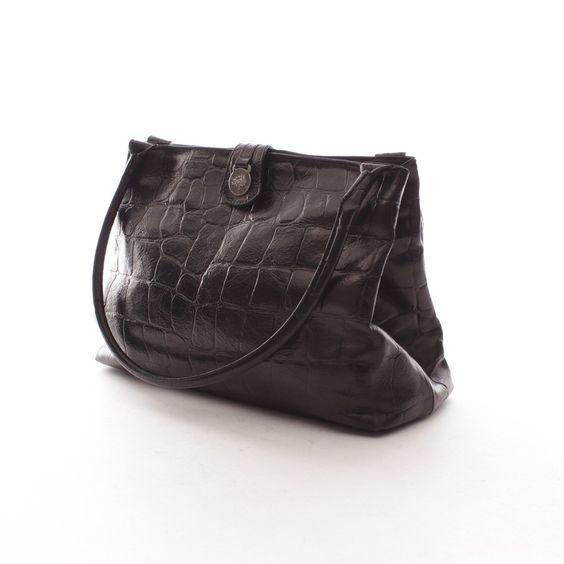 Exklusive Handtasche von Mulberry in Schwarz - feminin und zeitlos