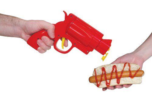 Ketchup Condiment Gun