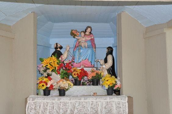 1ª Madonna del Rosário-Serafina Corrêa-RS-Brasil