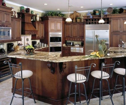 Decorating Above Kitchen Cabinets Ideas: Islands, Cabinets And Top Of Cabinets On Pinterest