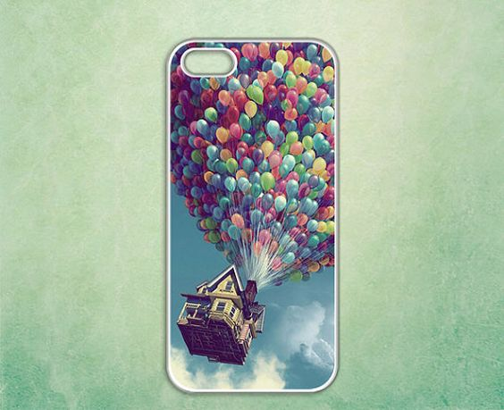 unique iphone 5 case  balloon up iphone 5 case iphone 5 von Casely, $14.50