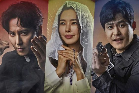 """The Fiery Priest"" Cast To Go On Reward Vacation After Ratings Success"
