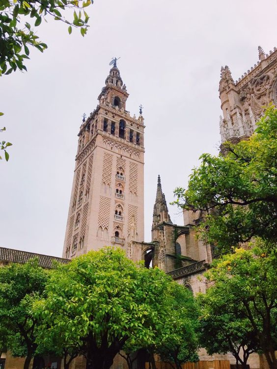 How to organize a weekend in Seville #andalusia #spagna #giralda #iviglia #viaggi #arte