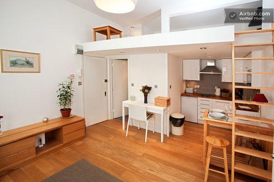 Beautiful studio flat Portobello . in London