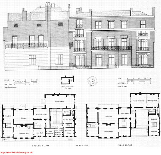 Vanderbilt sutherland house floor plan - House plans