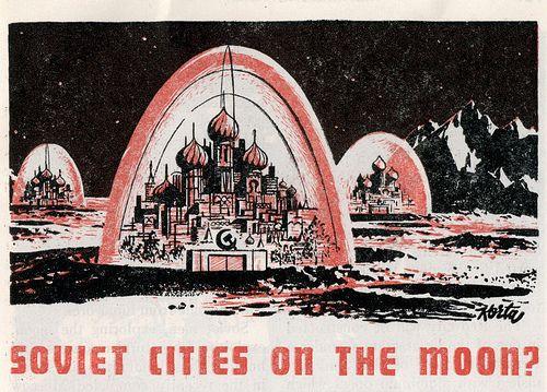 || Soviet cities on the moon?
