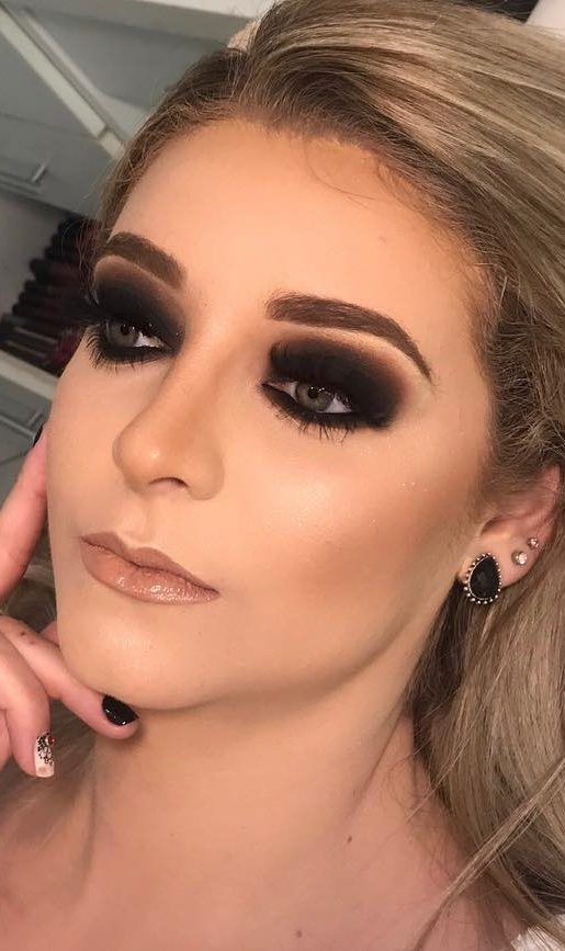 52 The Best Makeup Looks Trends For This Spring And Summer Page 35 Of 52 Makeup Looks Best Makeup Products Summer Makeup Looks