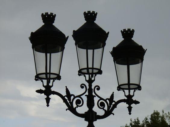 Paris, city of Lights - Paris, France - August, 2008