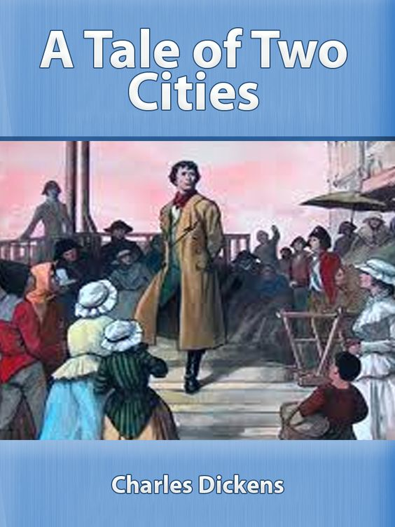 poor cities in a tale of two cities by charles dickens Written by charles dickens, narrated by simon vance download the app and  start listening to a tale of two cities [tantor] today - free with a 30 day trial.