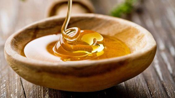 mascarilla para la piel seca de miel
