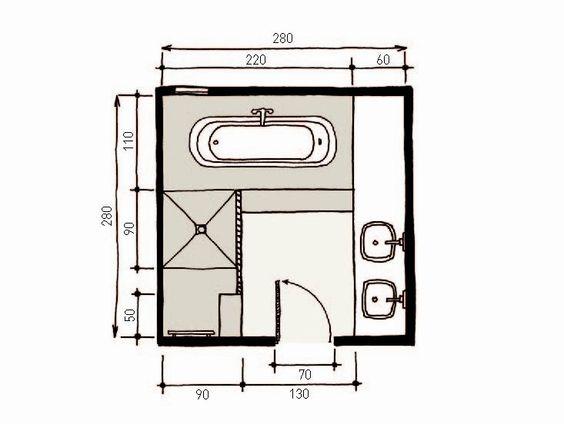 salle de bains zen en teck et galets de 7m2 le plan ba o para nuestra casa pinterest zen. Black Bedroom Furniture Sets. Home Design Ideas