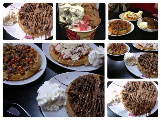 Sprinkles Ice Cream Parlour, Southampton