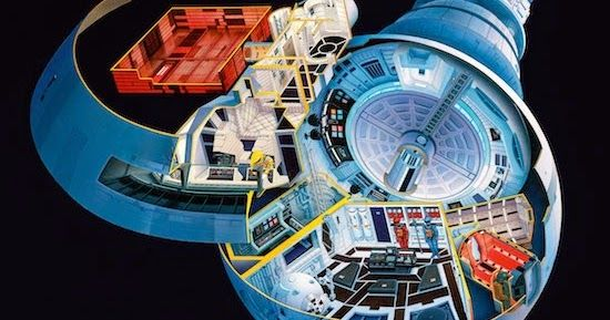 A Blog Devoted To Stanley Kubrick S Masterpiece 2001 A Space Odyssey Il Blog Dedicato Al Capolavoro Di Kubrick 2 In 2021 Stanley Kubrick Discovery Blue Backdrops