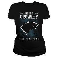 SPN HOUSE CROWLEY BLAH BLAH BLAH