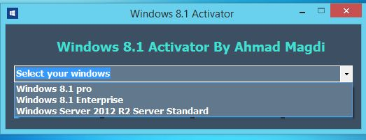 activation key for win 8.1 pro build 9600