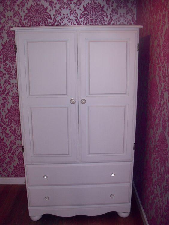 pine armoire $350 For sale in Chilliwack 604-824-9857 www.mypaintedfurniture.com