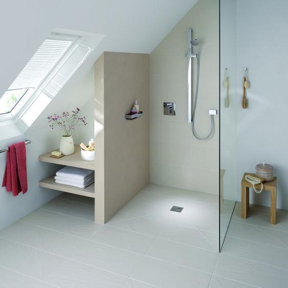 Badezimmer auf dem Dachboden - eine persönliche Relax-Zone dort