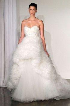 Bridal Trend - Wedding Gown by Marchesa