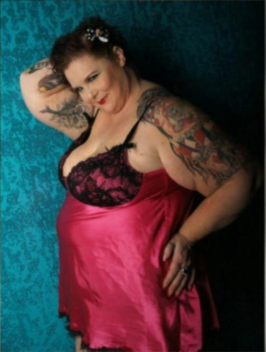 Christina Glamour Shots