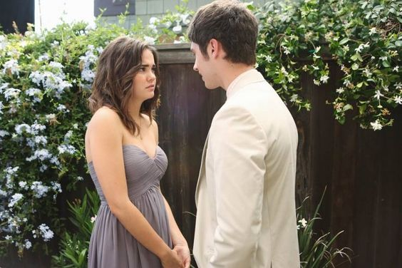 Brandon and Callie The Fosters   The Fosters season 3: Brendon and Callie's trip to Mexico may rekindle ...