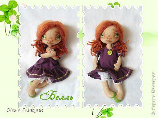 Шьем куклы мастер класс сделай сам #10