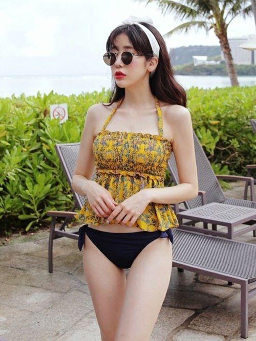 ディーホリック クーポン配布中 dholic dholicの水着を使ったコーディネート wear 水着 ファッション 水着 ワンピース